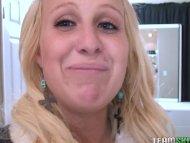 ShesNew Blonde teen girlf...