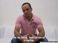 CZECH GAY CASTING DAVID ...