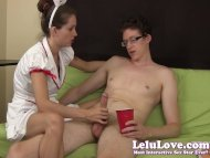 Lelu LoveSperm Bank Nurse...