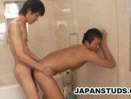 Japanese studs having for...