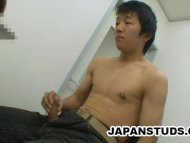 Japanese Stud Rubbing His...