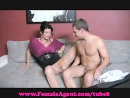 FemaleAgent. Sex starved ...