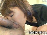 Japanese MILF Miki Ando w...