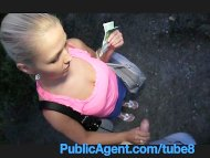 PublicAgent Russian blond...