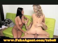FakeAgent Two girls make ...