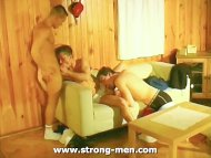 Three Young Guys