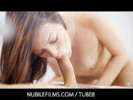 Sensual beauty brings her...