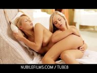 Hot girlfriends massage t...