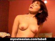 Sexy Asian with nice tits...