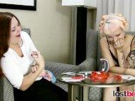 Strip Shockinaw with Faye...