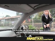 FakeTaxi Posh blonde fall...