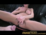 FakeTaxi I cum in her ass...