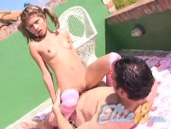 Hot Teen Getting Nailed