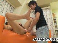 Horny Oriental Twinks Kei...