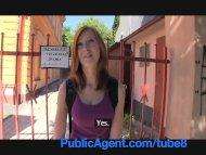 PublicAgent Ginger teen v...