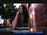 PublicAgent Sexy brunette...