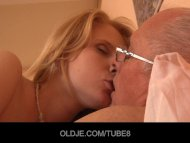 Horny redhead girl gets a...