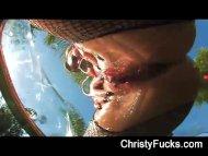 Christy Mack Pleasures He...