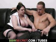 Fat bitch breaks up couple