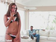 Allie Haze's rough fuck g...