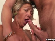Cleaning woman gives up h...