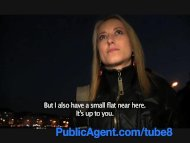 PublicAgent Blonde amateu...