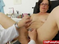 Playful ripe gyno at the ...