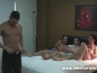 4Way With Amateur Aussie ...