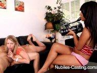 Nubiles Casting - Cum dri...