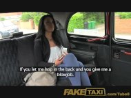 FakeTaxi Suck my cock to ...