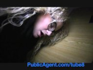 PublicAgent Sexy girl in ...