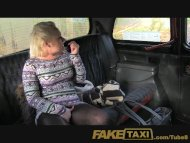 FakeTaxi Young blonde tak...