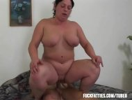 Lovely Fat BBW Slut Getti...