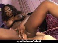 Big tits ebony Jada Fire ...