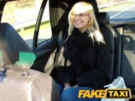 FakeTaxi Sexy young blond...