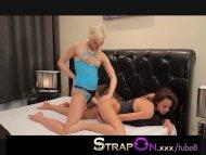 StrapOn Gina Devine and T...