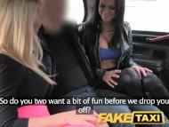 FakeTaxi Hot sexy taxi fo...