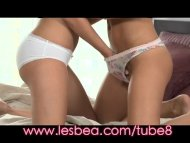 Lesbea Schoolgirl panties...