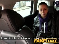 FakeTaxi Caught on camera...