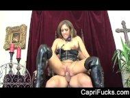 Capri Cavanni takes on Jo...