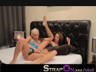 StrapOn Tracy Lindsay and...