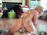 HD POV Hot Slutty Blonde ...