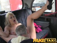 FakeTaxi Hot blonde knows...