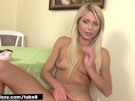 Grace Strips And Pisses H...