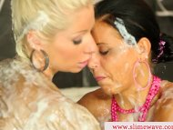 Glamcore lesbos squirted ...