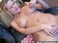 Busty amateur Lisa with h...