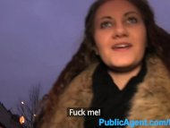 Publicagent She pays for ...