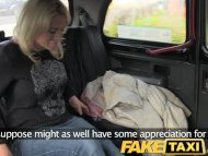 FakeTaxi Hot blonde looki...