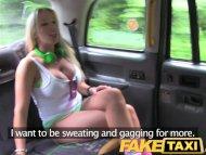 FakeTaxi Taxi man gives a...