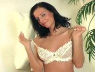 Glamour babe lingerie tea...